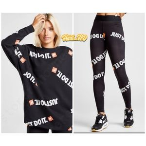 Nike Just Do It Print Outfit